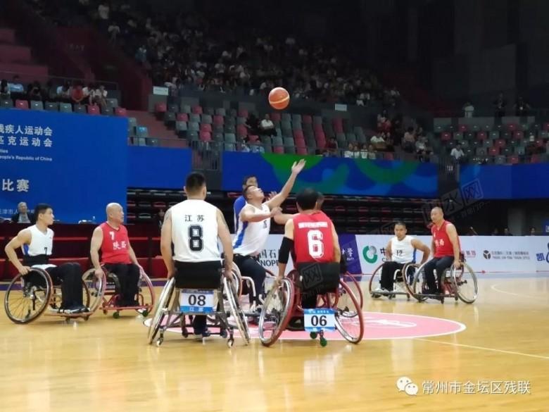 金坛区4名残疾人运动员出征全国第十届残运会取得好成绩