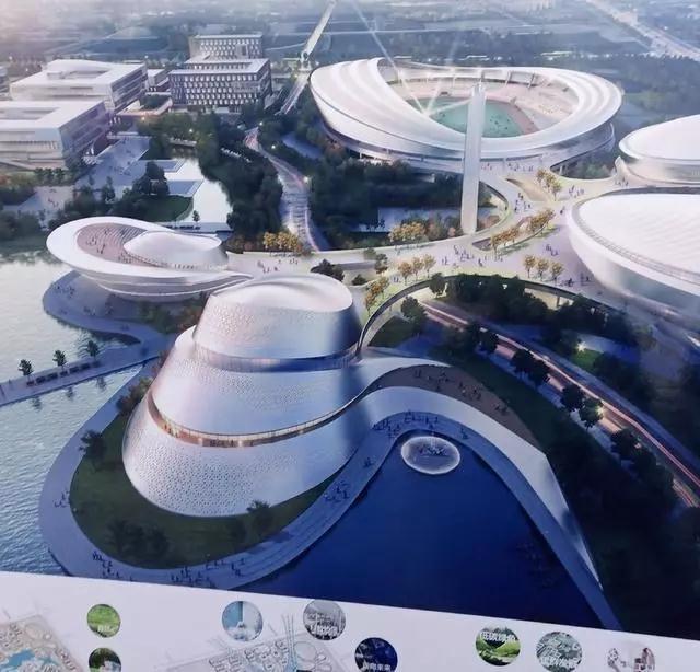"""即将开建!金坛区的""""河海大学新校区""""就坐落在···"""