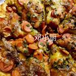 美味自制披萨