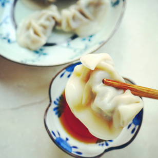 吃个饺子吧